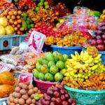 pasar buah candi kuning, bedugul