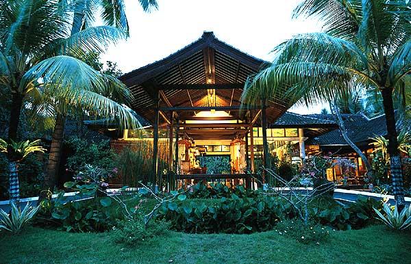 Candi Beach Cottage, Hotel Murah di Candi Dasa