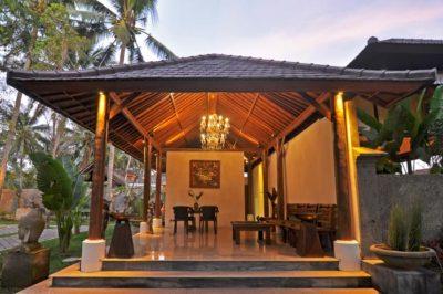 Kampung Ubud Villas, Villa Murah di Ubud