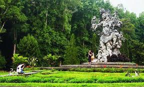 Kebun Raya di Bali