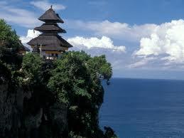 Pura Uluwatu di Bali