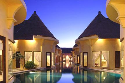 Fasilitas Kuta Lagoon Resort and Pool Villas :