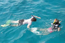 Bali Hai Cruise - Beach Club Cruise - Snorkeling