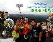 PAKET LEBARAN 2016 3D-2N
